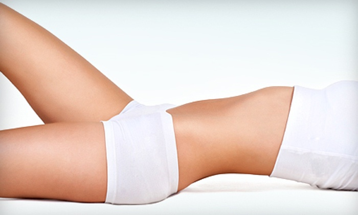The Body Wrap Spalon - Lakeside: $69 for an Express Slim Wrap at The Body Wrap Spalon ($129 Value)