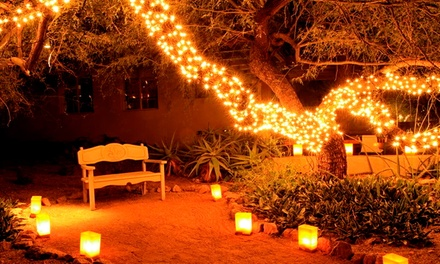 50 LED Solar Fairy Lights