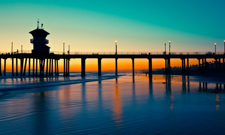 Stay with Daily Breakfast at Best Western Regency Inn in Huntington Beach, CA, with Dates into March