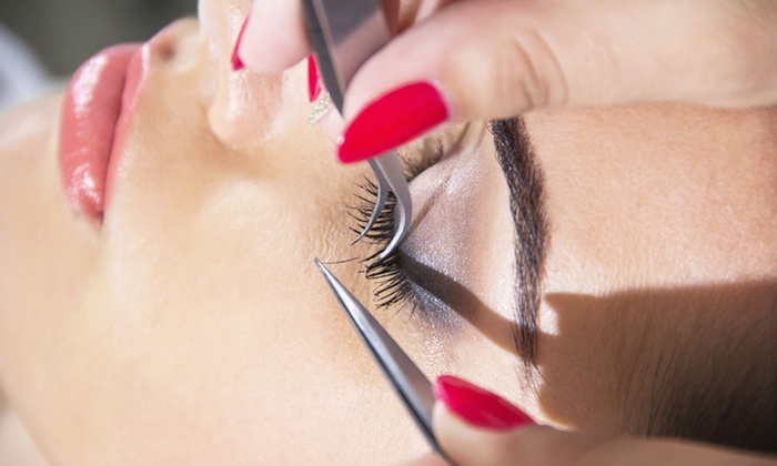 Lash Care Center - Lash Care Center : Full Set of Mink Eyelashes with Optional Fill-In at Lash Care Center (Up to 54%Off)