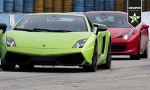 GSP PILOTAGE: Giornata da pilota su Ferrari 458 o Lamborghini 570 superleggera in 4 circuiti italiani