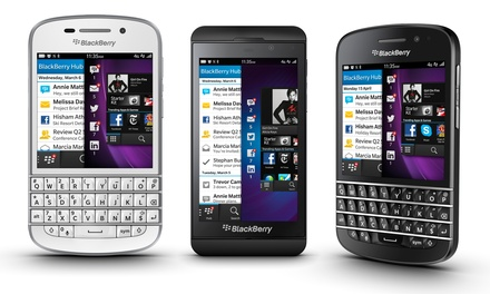 BlackBerry Smartphones (Refurbished) (GSM or GSM + Verizon Unlocked)