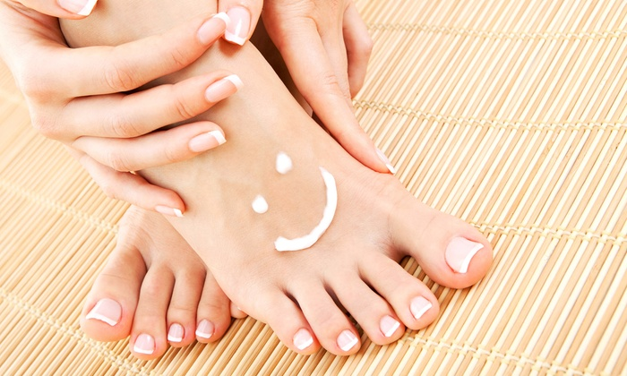 Artistry Nail Spa - North Central Omaha: Deluxe Pedicure with Hot-Stone Massage, 75-Minute Signature Facial, or Both at Artistry Nail Spa (Up to 52% Off)