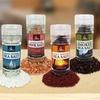 Gourmet Nut Sea Salt Grinder 6-Piece Set