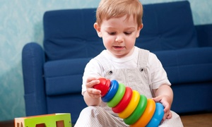 Four Or Eight Drop-in Parent-child Play Sessions At Wee Play (up To 51% Off)