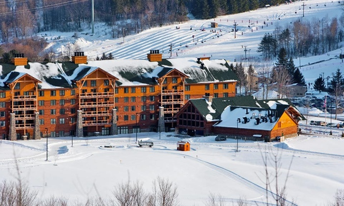 Hope Lake Lodge and Conference Center - Cortland, NY: 2-Night Stay with Water-Park Passes and Optional Skiing at Hope Lake Lodge and Conference Center in Finger Lakes, NY