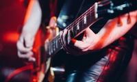 4 u 8 clases de guitarra eléctrica para 1 persona desde 19,95 € en Miguel Ángel Sánchez