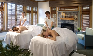 Up to 32% Off Spa Day at Spa Fairmont Le Château Montebello at Spa Fairmont Le Château Montebello, plus Up to 4.0% Cash Back from Ebates.