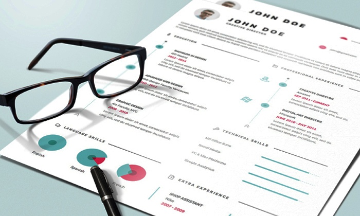 Resume Redesign: $39 for One Resume Upgrade Package from Resume Redesign ($99 Value)