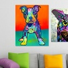 """Colorful Creatures and Pets 11""""x14"""" Prints on Metal"""