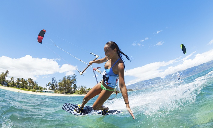 361KITE - Bay Area: $35 for a One-Hour Introductory Kiteboarding Lesson from 361KITE ($70 Value)