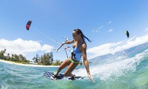 Blaskite: 3 lezioni di kite surf (sconto fino a 77%)