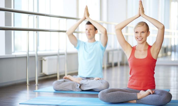 Yogafit Excelsior - Excelsior: Four Weeks of Unlimited Yoga Classes at YogaFit Excelsior (49% Off)