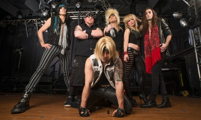 Hairbangers Ball: The Ultimate Tribute to the 80s - Bogart's: Hairbangers Ball: '80s Hair Metal Tribute on Friday, May 13, at 9 p.m.