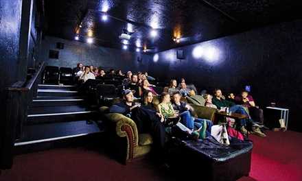 Date Night Movie Package with Tickets and Popcorn at David Minor Theater (Up to 55% Off)