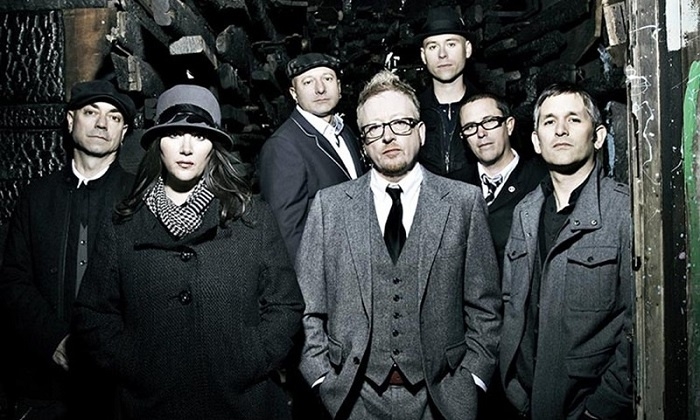 Flogging Molly and Gogol Bordello - Uptown Amphitheatre at NC Music Factory: Flogging Molly and Gogol Bordello at Uptown Amphitheatre at NC Music Factory on June 15 (Up to 51% Off)