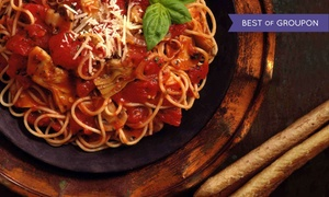 Nello's Restaurant: C$25 for C$45 Worth of Italian Cuisine for Dinner at Nello's Restaurant. Two Options Available
