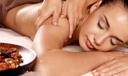 One 120-Minute or Two 60- or 90-Minute Deep-Tissue Massages at Jimmy Watson LMT at Tri-Solace (Up to 53% Off)