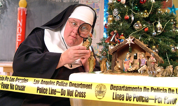 """Sister's Christmas Catechism"" - Shubert Theatre: ""Sister's Christmas Catechism"" on Saturday, November 28, at 7 p.m."