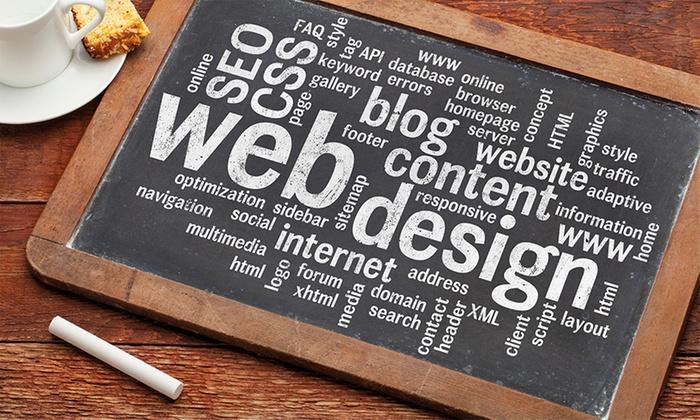 Codespeak Labs - Civic Center: Five-Day Web Design Course at CodeSpeak Labs (55% Off)
