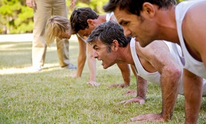 Team Move: One Month of Boot Camp or Three Personal-Training Sessions at Team Move (Up to 71% Off)