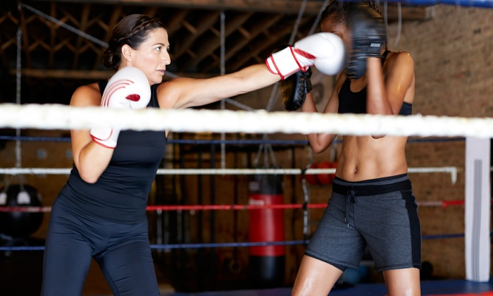 Valor Academy - Valor Academy: Five Boxing or Kickboxing Classes at Valor Academy Gym (63% Off)