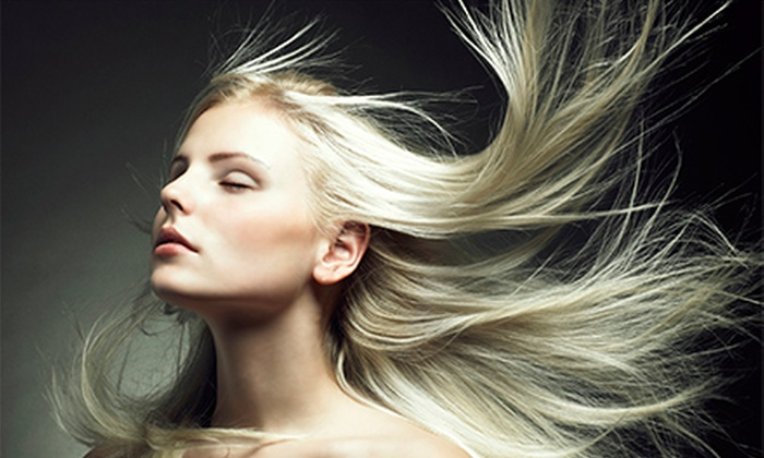 Charlotte's Salon and Spa LLC - Baton Rouge: Haircut with Optional Conditioning, Partial Highlights, or Color at Charlotte's Salon and Spa LLC (Up to 66% Off)