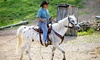 A Cowboy Town - Brick Church Bellshire: Cowboy Experience for Two, Four, or Six at A Cowboy Town (Up to 50% Off)