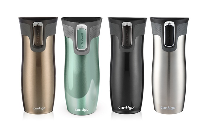 Contigo West Loop Travel Mugs (2-Pack)