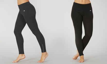 Marika Magic Tummy-Control Leggings with Zip