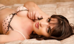 Intimate Photography by Kristi: 60- or 90-Minute Boudoir Shoot with Prints and Images on Disc at Intimate Photography by Kristi (Up to 78% Off)