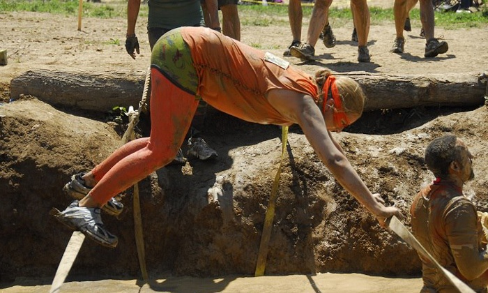 Mud Ninja Extreme Challenge - South Salem: One Adult Mud-Race Entry or One Children's Entry from Mud Ninja on Saturday, July 25 (Up to 57% Off)