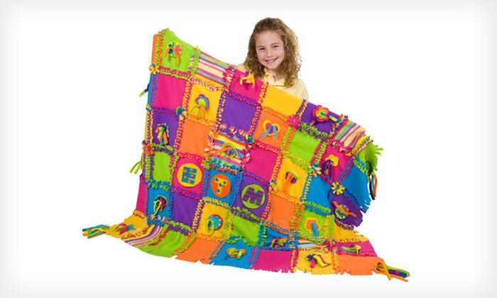 Kids Knot A Quilt Kit