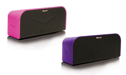 Klipsch KMC 1 Portable Bluetooth Speaker with NFC