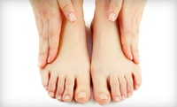 GROUPON: Up to 70% Off Toenail-Fungus Removal Treatment Plateau Foot & Ankle Clinic