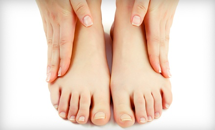 Toenail-Fungus Removal Treatment on One or Two Feet at Plateau Foot & Ankle Clinic (Up to 70% Off)