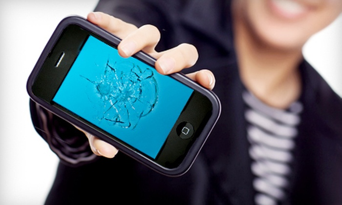 Mobile Shop - Upper West Side: Mobile-Device Repair at Mobile Shop (Up to 70% Off). Five Options Available.