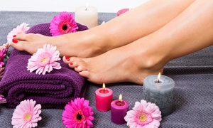 Up To 55% Off Spa And Gel Pedicure At Polished Nail And Beauty Boutique