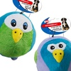 SPOT Butterballs Tropical Bird Dog Toy