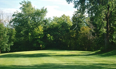 18 Holes of Golf with Cart for Two or Four at Whiteford Valley Golf Club (Up to 58% Off)