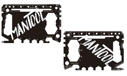 Pocket Size Multi-Tool