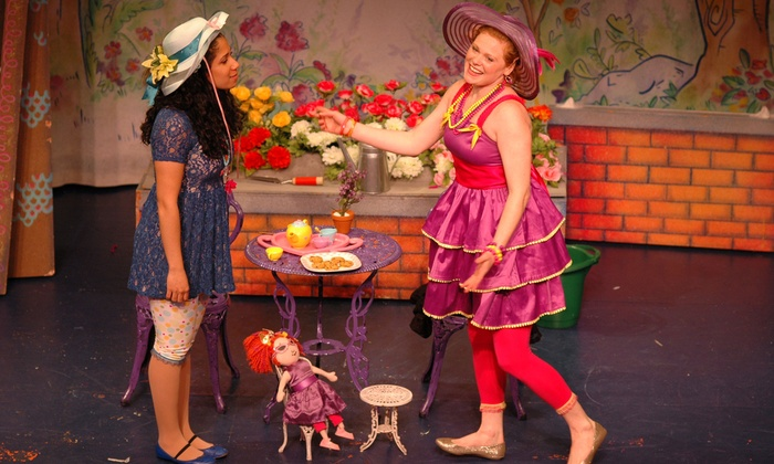"Fancy Nancy The Musical - Bergen Performing Arts Center: ""Fancy Nancy the Musical"" at Bergen Performing Arts Center on Sunday, March 8 (Up to 48% Off)"