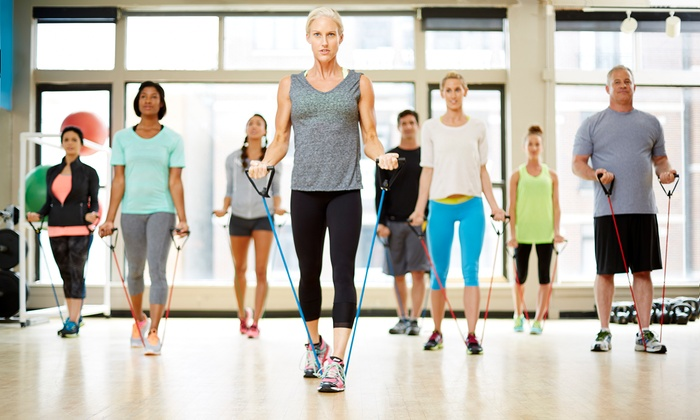 American Family Fitness - Multiple Locations:  $35 for a 30-Day Health Club Membership at American Family Fitness ($99 Value)