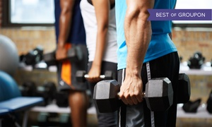 Energy Health Clubs: 1- or 2-Year Membership with Access to Both Clubs, Pool, and Group Classes at Energy Health Clubs (Up to 61%Off)