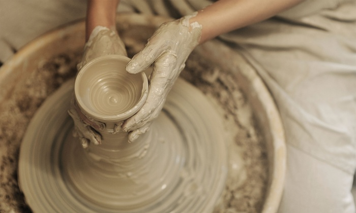 Fired Up Studios - Como: $75 for a Pottery Clay Date for Two at Fired Up Studios ($150 Value)