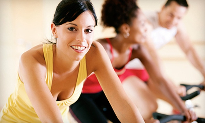 New World Fitness - St. John'S: 20-Day Indoor-Track Pass or 10 Group Fitness Classes at New World Fitness (Up to 58% Off)