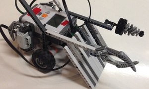Robotics & Innovation: Robot-Building Workshop for One, or One-Year Membership at Robotics and Innovation (44% Off)