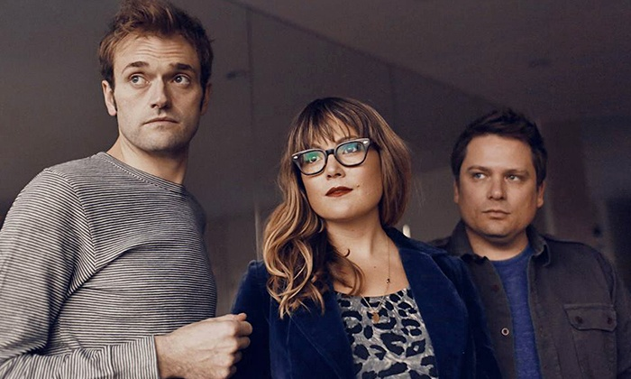 Nickel Creek with Josh Ritter - Portsmouth Pavilion: Nickel Creek with Josh Ritter at nTelos Wireless Pavilion on Friday, August 15, at 8 p.m. (Up to 42% Off)