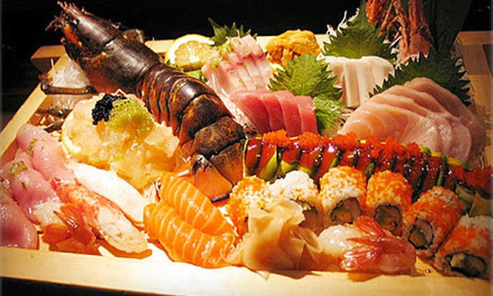 Ichiro Japanese Restaurant - New York: $20 for $40 Worth of Sushi and Japanese Food at Ichiro Japanese Restaurant