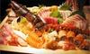 Ichiro - Yorkville: $20 for $40 Worth of Sushi and Japanese Food at Ichiro Japanese Restaurant